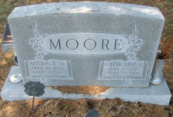 Austin Atwood Moore, Sr