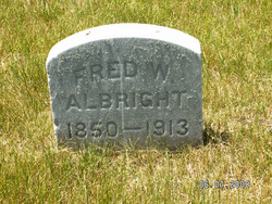 Fred W. Albright