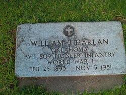 William J. Harlan