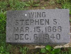 Stephen S. Wing