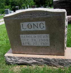 Harold Dean Long