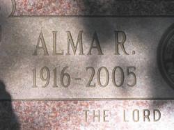 Alma Rose <I>Foster</I> Baker