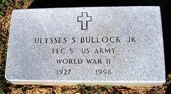 Ulysses S. Bullock, Jr