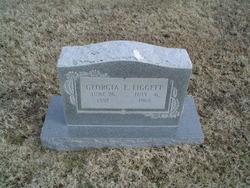 Georgia E. Liggett