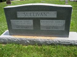 Georgia Belle <I>Sykes</I> Sullivan