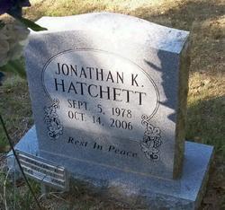 Jonathan K. Hatchett