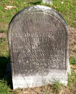 Eleanor Virginia Butler