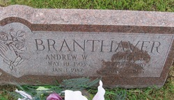 Andrew W Branthaver