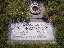 Linda Ann Thompson