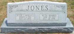 Ruth <I>Morris</I> Jones
