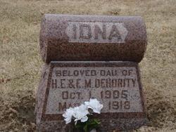 Iona Beatrice Dehority