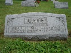 Sophia L. Carr