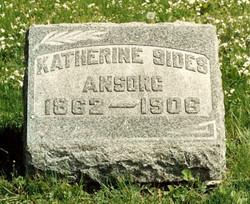 Katherine <I>Sides</I> Ansorg