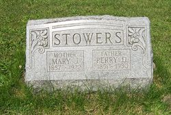 Perry D. Stowers
