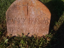 Mary Parsons