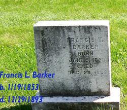 Francis T Barker