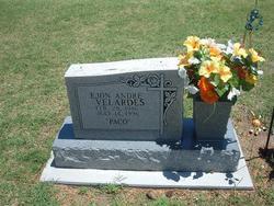 "Ejon Andre ""Paco"" Velardes"