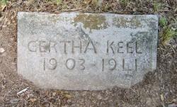 Gertha Edith <I>Sexton</I> Keel