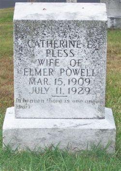 Catherine E. Pless