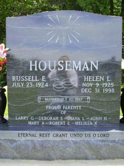 Helen L Houseman