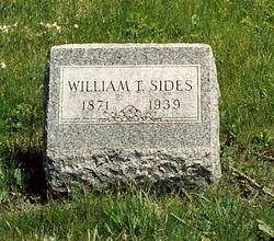 William Thomas Sides