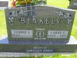Larry G Blakely