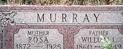 Rosa <I>Foster</I> Murray