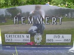 Gretchen M Hemmert