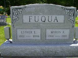 Myron R Fuqua