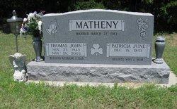 Thomas John Matheny