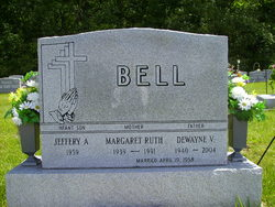 Margaret Ruth <I>Hodge</I> Bell