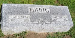 Claudine A. <I>Bunting</I> Habig