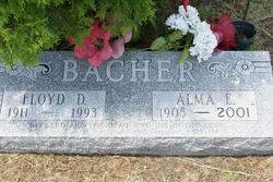 Alma E. <I>Meyer</I> Bacher