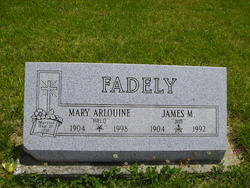James M Fadely