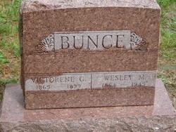 Rena Victorene <I>Roberts</I> Bunce