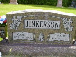 "Carl F ""Dave"" Jinkerson"