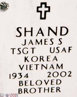 James Sidney Shand