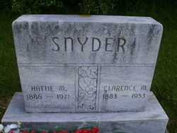 Clarence M Snyder