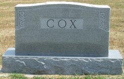 Sara <I>Carson</I> Cox