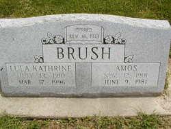 Lula Katherine <I>Hampton</I> Brush