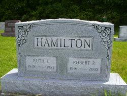 Robert P Hamilton