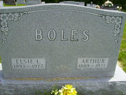 James Arthur Boles