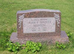 Helen E. <I>Sprouls</I> Manion