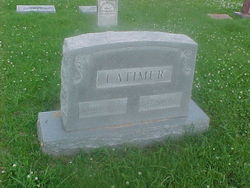 """Winifred May """"Winnie"""" <I>Lee</I> Latimer"""