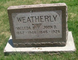 Valleda D. Weatherly