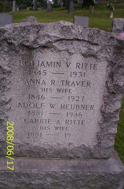 Benjamin V Ritte