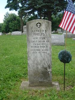 2LT Alfred Earl Phelps