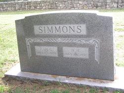 "Newton Henry ""Henry"" Simmons"