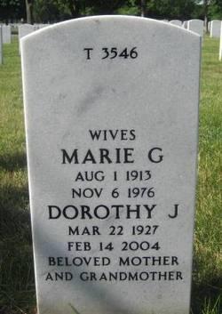 Dorothy J Behnke