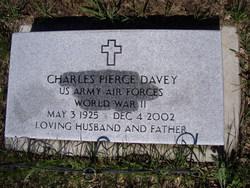 Charles Pierce Davey